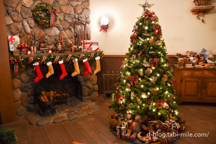 カントリーベア・シアター クリスマスツリー