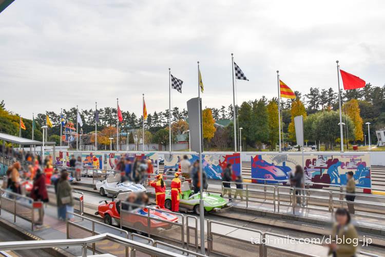 グランドサーキット・レースウェイ コース