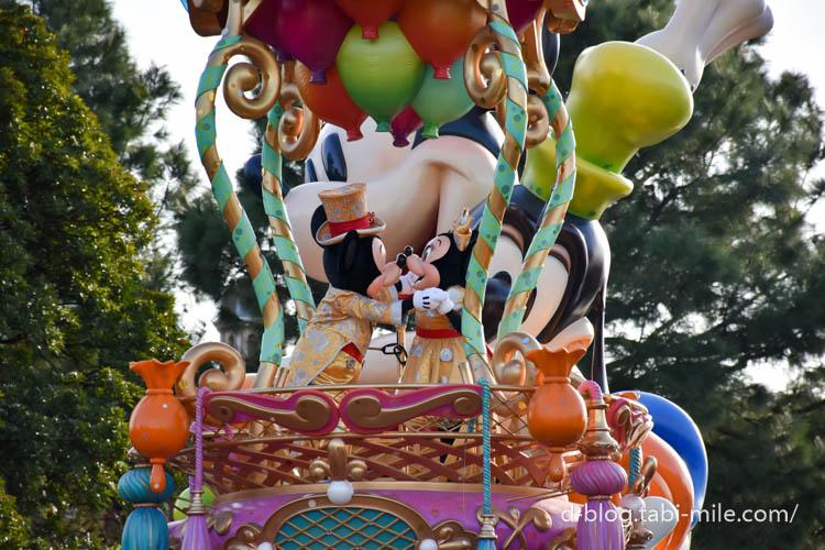 東京ディズニーランドハピネス・イズ・ヒア