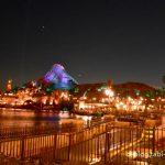 東京ディズニーシー  メディテレーニアンハーバー夜景
