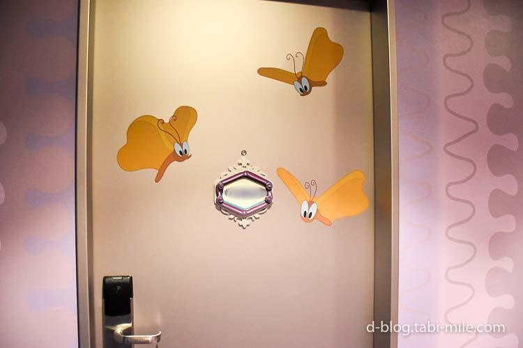 セレブレーションホテル ウィッシュ 部屋 ドア