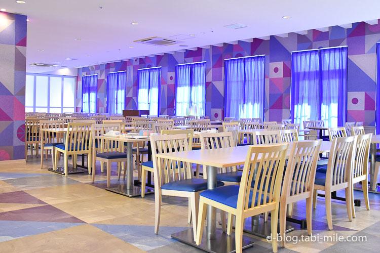 セレブレーションホテル 朝食 会場 様子3