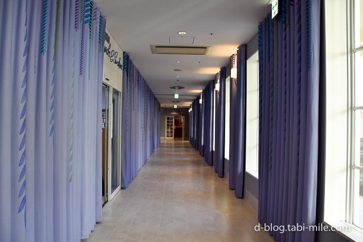 セレブレーションホテル 廊下