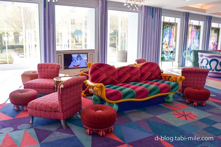 セレブレーションホテル ロビー4