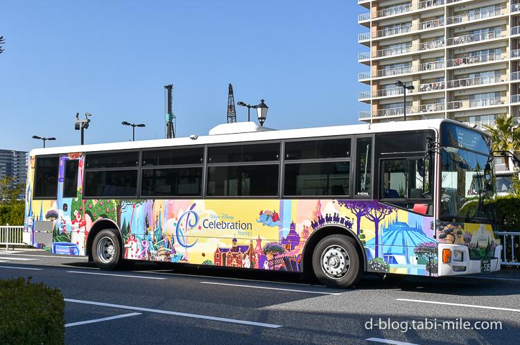 セレブレーションホテル シャトルバス