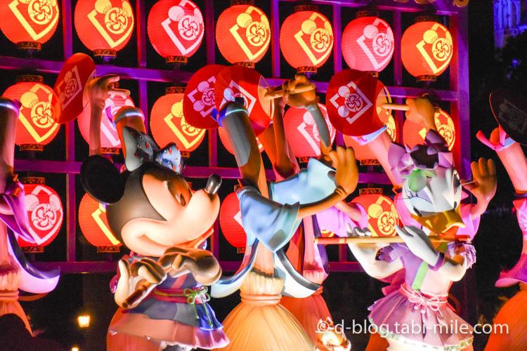 ディズニーランド夏祭り フォトロケーションミニー3