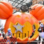 ディズニーランドハロウィン ワールドバザール かぼちゃ
